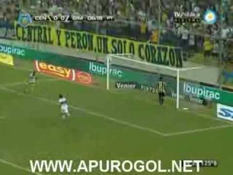Rosario Central vs Gimnasia de la Plata (3-1) Torneo Final 2014 Fecha 3