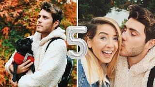 Video 5 YEAR ANNIVERSARY! MP3, 3GP, MP4, WEBM, AVI, FLV Oktober 2018