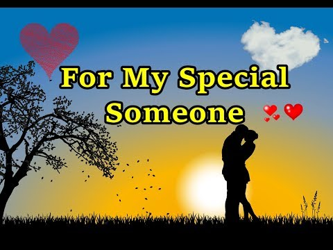 Good Morning Video Message For My Special Someone❤️ 💕