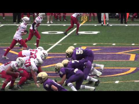 Christian Covington (#56) JUCO Highlights video.