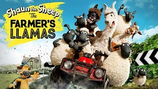 Video Llama Pak Tani [The Farmer's Llamas] | Shaun the Sheep | Full Movie MP3, 3GP, MP4, WEBM, AVI, FLV Mei 2019