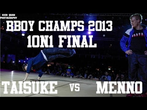 taisuke - Winner: Menno BBoy Championships 2013 was organized on the 21st and 22nd of September at Birmingham, England https://www.facebook.com/bboychamps http://www.b...