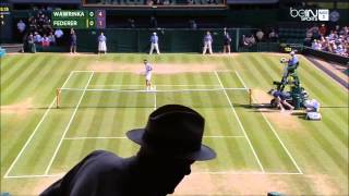 Tennis Highlights, Video - Roger Federer | Way to the Final | Wimbledon 2014