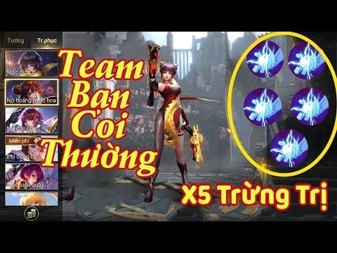 [Gcaothu] Trận đấu mang 5 trừng trị leo rank cao thủ cùng Violet - Team bạn hối hận vì coi thường - Thời lượng: 14:45.