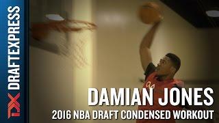 Damian Jones 2016 NBA Pre-Draft Workout Video (Condensed Version) by DraftExpress