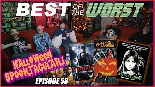 Video Best of the Worst: Vampire Assassin, Hack-O-Lantern, and Cathy's Curse MP3, 3GP, MP4, WEBM, AVI, FLV Mei 2018