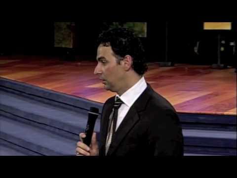 Las obras de Jesús y la ayuda del Espíritu Santo - Pastor Aquiles Azar (Congreso Ensancha 2010)