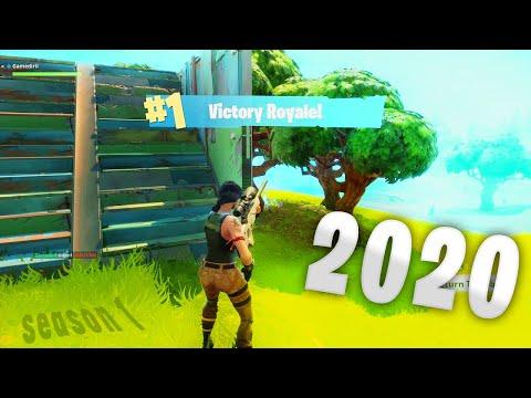 How to play Fortnite SEASON 1 in 2020! (Fortnite Time Machine) Like Flea