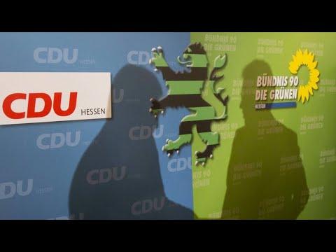 Hessen: CDU und Grüne sondieren die Bildung einer neu ...