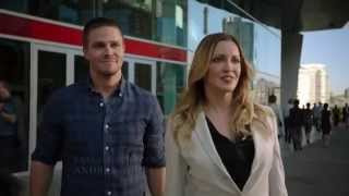 "Video Arrow 3x01 - Laurel & Oliver ""You catch them, I cook them"" MP3, 3GP, MP4, WEBM, AVI, FLV Mei 2018"
