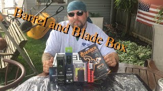 New video idea to try out for you all. Barrel and Blade contacted me and asked if i would be interested in showing my audience  there monthly box. Hope you all enjoy this video if you are interested in picking one of these boxes up contact barrel and blade at www.barrelandblade.com stay up to date with me and my channel @ facebook.com/mantisoutdoors To help support the channel visit the mantis outdoors store @ www.mantisoutdoorsllc.com/shop