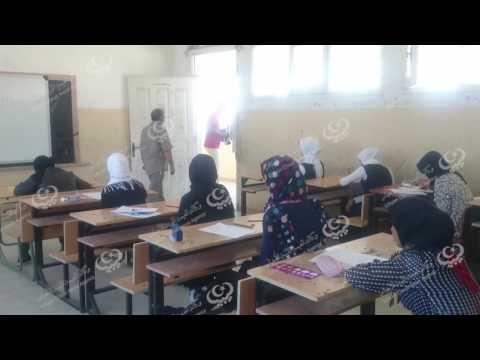 3651 طالب يتقدمون لإمتحانات الشهادة الإعدادية بطبرق