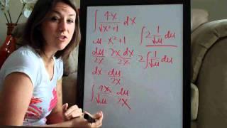 U-Substitution Example 7