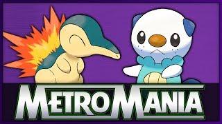 MetroMania Season 4 Heat 2 | Cyndaquil vs Oshawott | Starter Pokémon Metronome Battle Tournament by Ace Trainer Liam