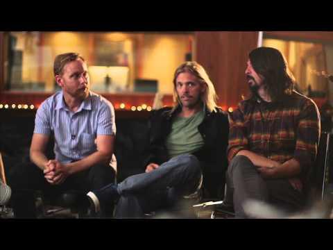 Entrevista Foo Fighters - Sonic highways en español (parte 2)