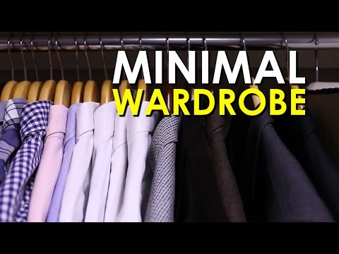 Building A Minimal Wardrobe | The Art Of Manliness