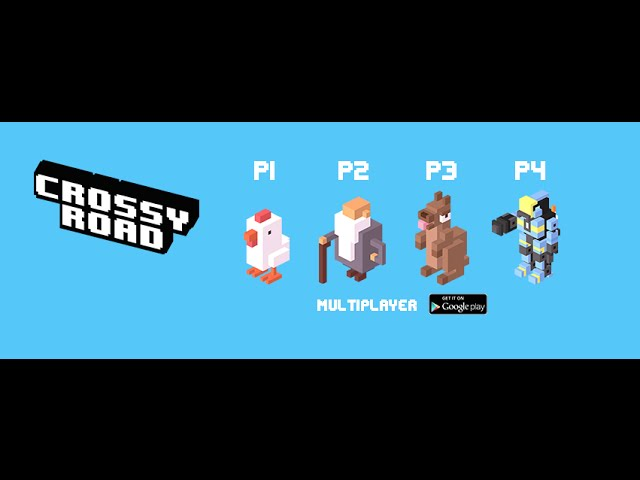 Crossy Road Multiplayer