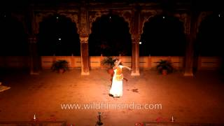 The Neemrana Music Foundation presents a Kathak Festival, celebrating 50 years of Kathak Kendra with Malti Shyam in a solo Kathak dance recital at Neemrana F...