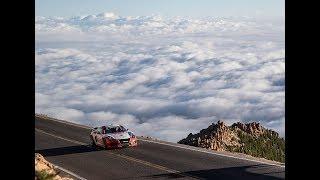 Porsche Challenge at Pikes Peak by Motor Trend