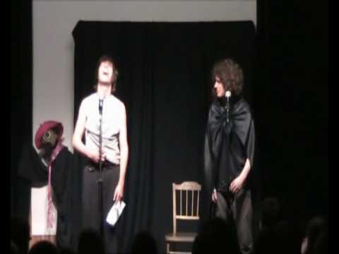 Kabaret Krzesło Wujka Tobiasza - List z Hogwartu