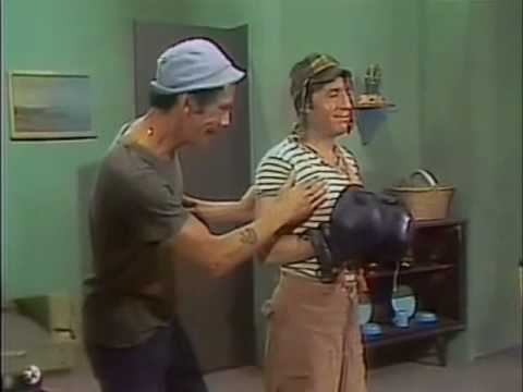 El Chavo del Ocho - Capítulo 73 Parte 1 - Clases de Box - 1974