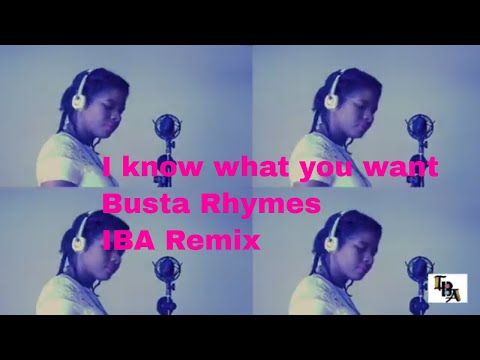 Busta Rhymes, Mariah Carey - I Know What You Want (Video) ft. Flipmode Squad (IBA Remix)