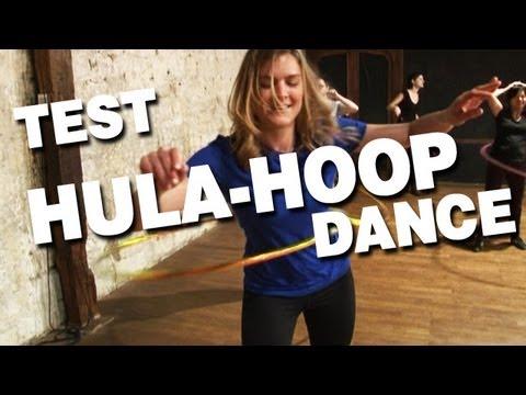 Hula Hoop : test de la Hoop Dance