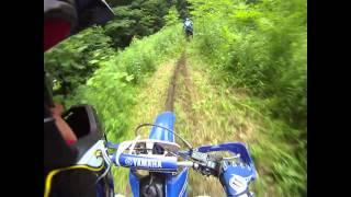 3. GoPro HD Yamaha TTR 230 On The Farm