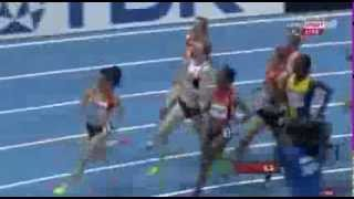 1500m Women Final - Abeba Aregawi - Sopot 2014