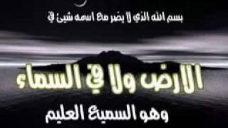 تلاوه من سورة الرعد -مصطفى الفرجاني.flv