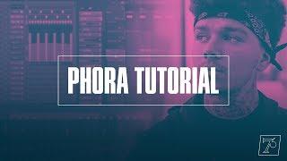 Making A Beat For Phora (FL Studio Tutorial) | SEVNSIX