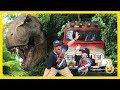 Jurassic Park T rex Giant Life Size Dinosaurs Islands O