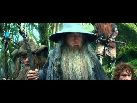 El Hobbit: Un Viaje Inesperado - Clip wargos HD