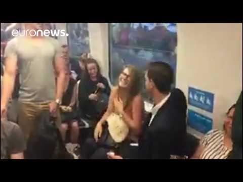 Australien: Mann macht Frau in der U-Bahn einen Hei ...