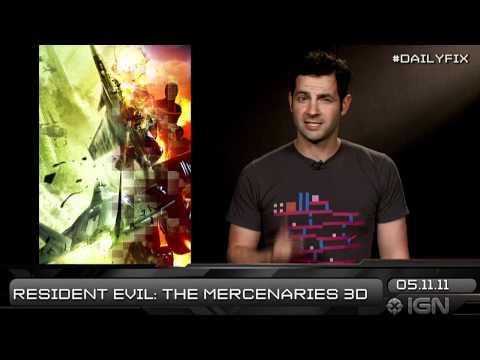preview-SoulCalibur V & Resident Evil Details - IGN Daily Fix, 5.11.11 (IGN)