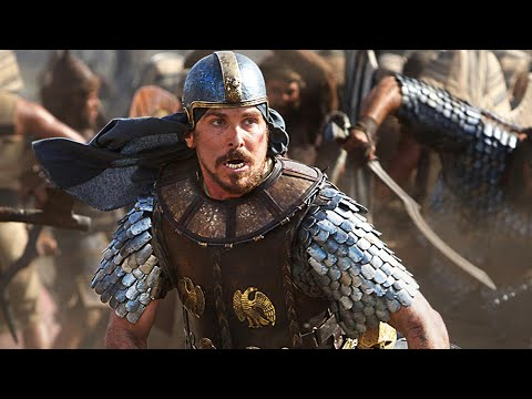 Exodus: Gods and Kings Trailer #2 2014 Christian Bale Movie - Official [HD]] thumbnail