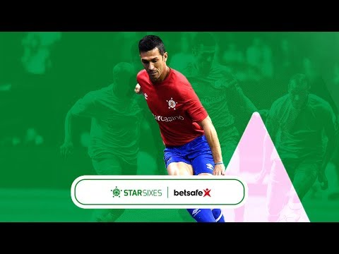 Luis Garcia Highights – Star Sixes