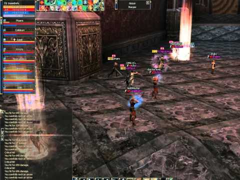 Char of my brother in lineage ii, silver ranger antonis