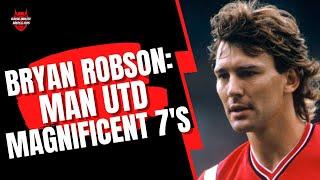 Die besten Szenen und Tore des Bryan Robson für Manchester United