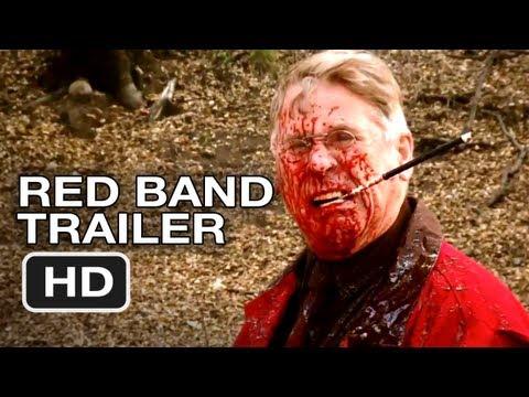 FDR American Badass Official Redband Trailer - Barry Bostwick Movie (2012) HD