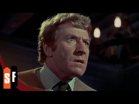 The Legend Of Hell House (1/2) Ghost Destroys Dining Room (1973) HD