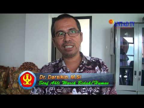 Dok Humas Untad, Konfrensi Pers SMMPTN (Lokal) Tahun 2015 Di Lantai III Gedung Rektorat Untad Palu