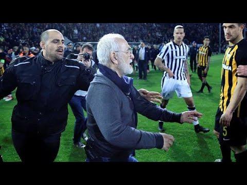 Ο Ιβάν, η FIFA και η αποβολή του ΠΑΟΚ