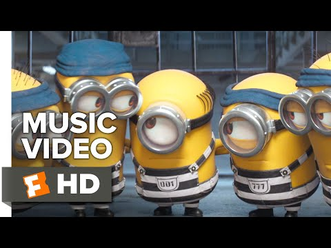 Despicable Me 3 Sing Along - 'do It' (2017) | Movieclips Extras