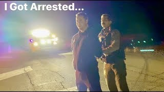 I GOT ARRESTED... by Vehicle Virgins