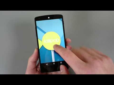 Anche Android 5.0 Lollipop ha il suo easter egg. Ecco come attivarlo