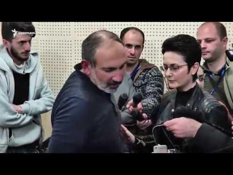 Հանրային ռադիոյի փոխտնօրենը Փաշինյանին առաջարկեց հարցազրույց ուղիղ եթերում Փաշինյանը հրաժարվեց - DomaVideo.Ru