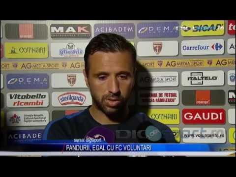 PANDURII, EGAL CU FC VOLUNTARI