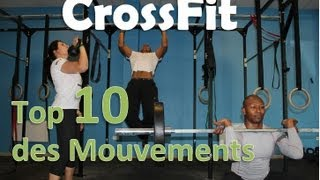 CrossFit : 10 Mouvements de Base