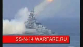 Russian Navy Ships and aircraft In Action
